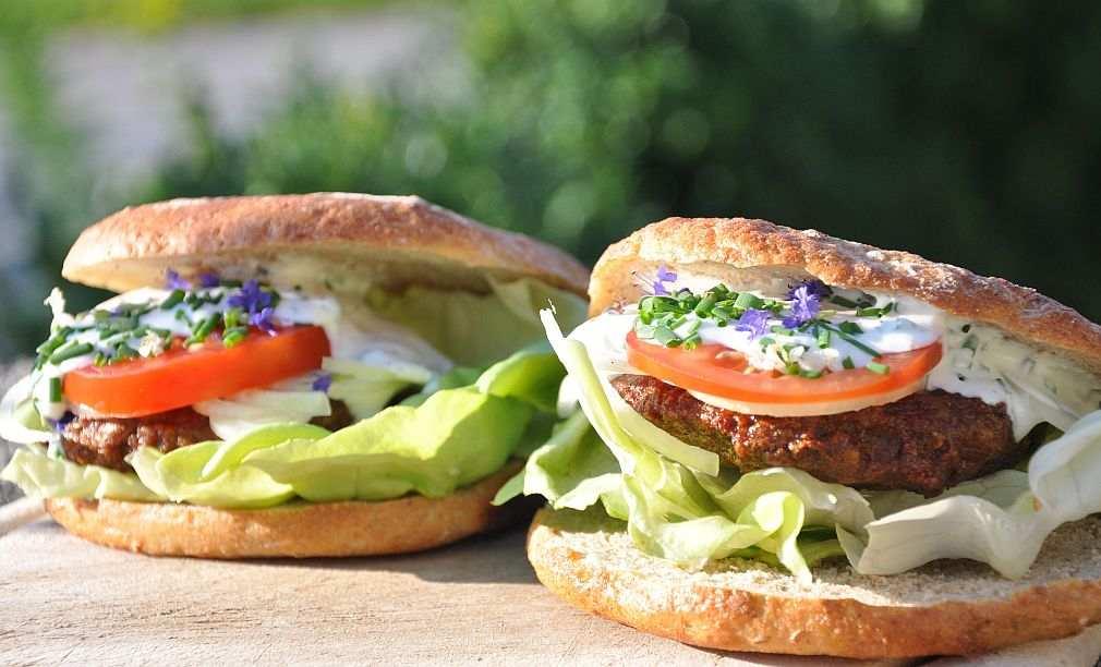 Arbeitsgemeinschaft Wildbret Linz Land Wilder Burger